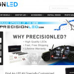 Welcome to the New PrecisionLED.com Website!